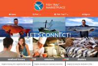 Fish Trax Marketplace Portal